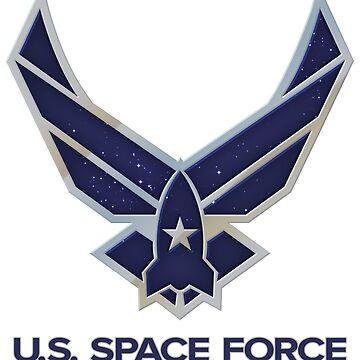 US Space Force by RixxJavix