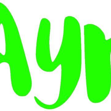 Ayr - Light Green by FTML