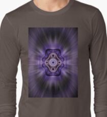 Mystical Purple Long Sleeve T-Shirt