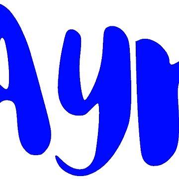 Ayr - Navy Blue by FTML