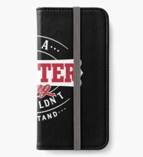 It's a WYNTER Thing You Wouldn't Understand iPhone Wallet/Case/Skin