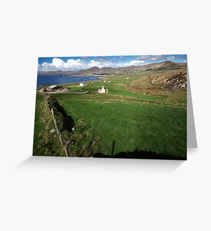 Allihies Countryside Greeting Card