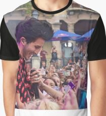 Sebastián Yatra Graphic T-Shirt