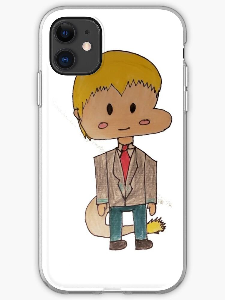 Mashirao Ojiro Chibi Iphone Case By Harleyjinx