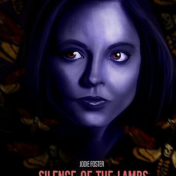 Jodie Foster - Silence of the Lambs by mkarap