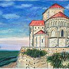 A Castle In Greece by Kashmere1646