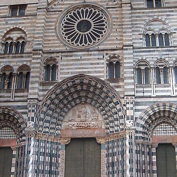 Genoa Cathedral by tomg
