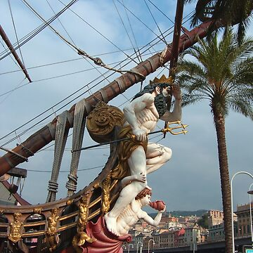 Figurehead by tomg