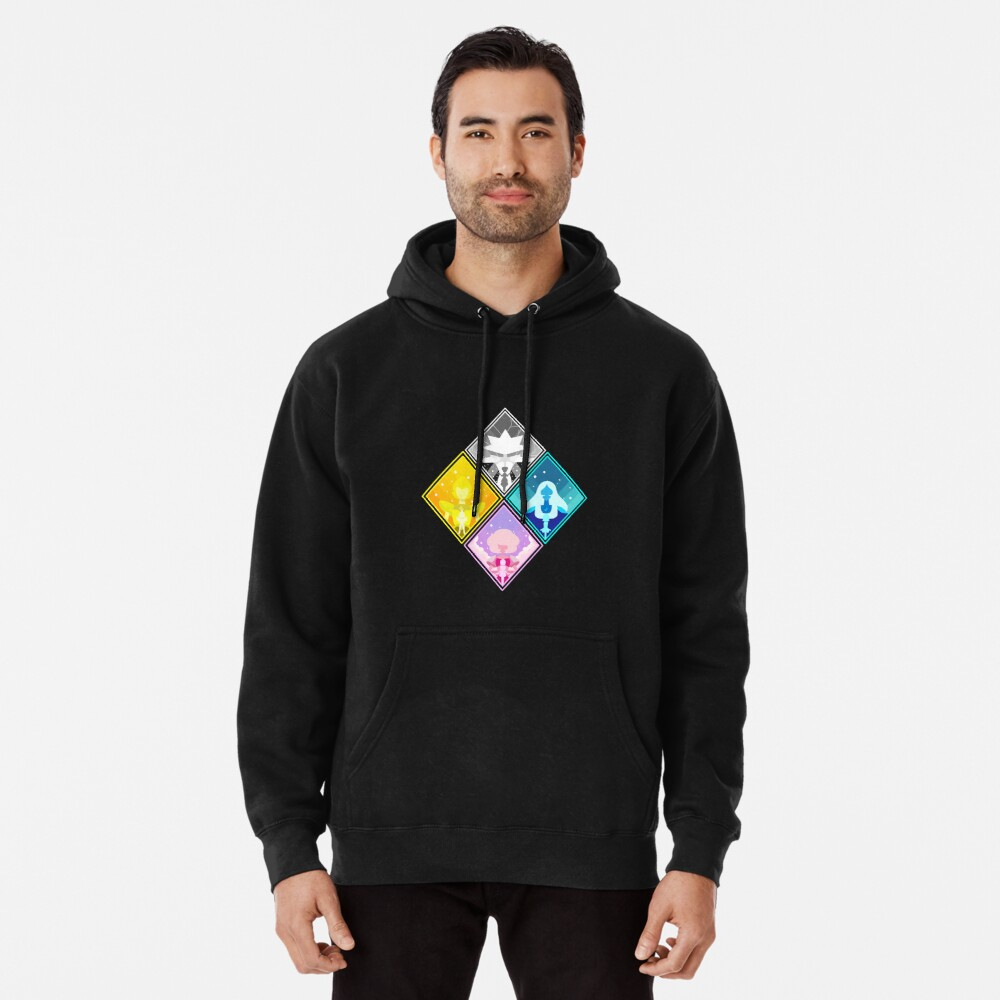 The Great Diamond Authority  Pullover Hoodie