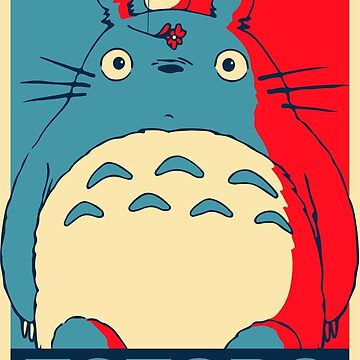 My Neighbor Totoro Poster by Kaluma