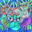 Psychedelic Vision by Laura Barbosa