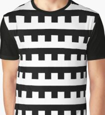 BW Tessellation 5 1 Graphic T-Shirt