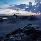 Napili Bay, Maui, Hawaii - Sunset by HnatAutomotive