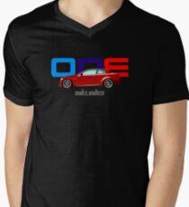 Shift Shirts ONE – E82 1M Inspired Men's V-Neck T-Shirt