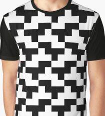 BW Tessellation 5 3 Graphic T-Shirt