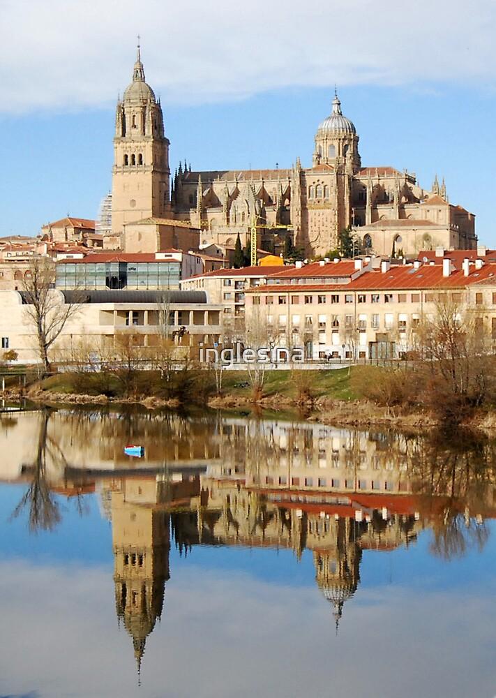 Salamanca-Reflections by inglesina