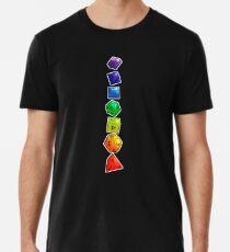 Align Your Dice Men's Premium T-Shirt
