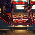 Skeeball by Colleen Drew