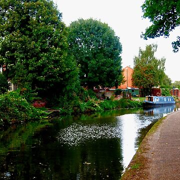 Along the canal...Nottingham by douglasewelch