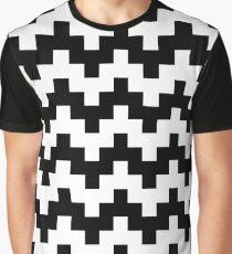 BW Tessellation 5 8 Graphic T-Shirt