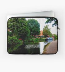 Along the canal...Nottingham Laptop Sleeve