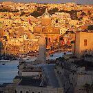 Valletta, Malta by inglesina