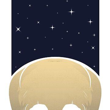 The Starchild by RedTideCreative