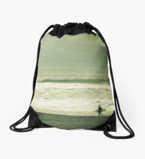 Surfacing Drawstring Bag