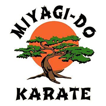 Miyagi do karate by stevenpoulton
