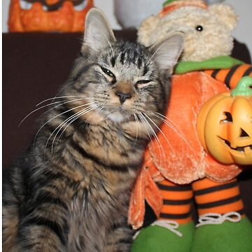 Lola's Halloween Friend by ChereeCheree