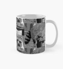 Sensual Raccoon Mug