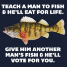 Teach A Man To Fish by LibertyManiacs