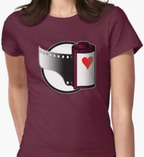 Love Film (or lose it?) Women's Fitted T-Shirt