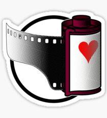 Love Film (or lose it?) Sticker