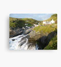 Lienzo Cornwall: Trebarwith Strand