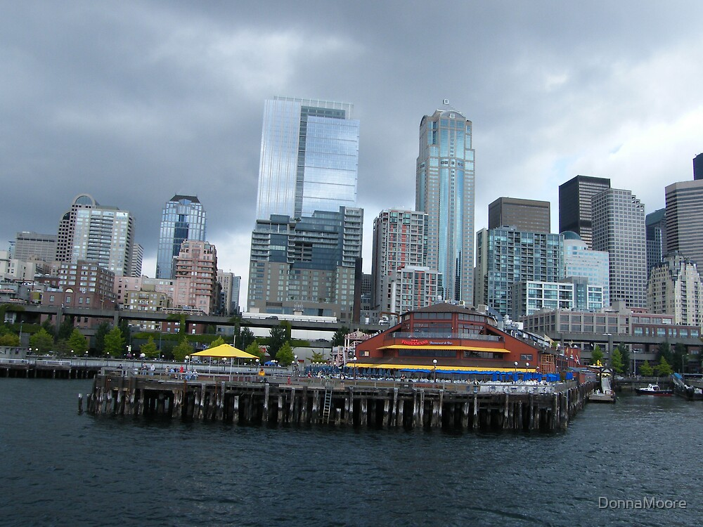 Quot Pier 57 In Historic Seattle Waterfront Quot By