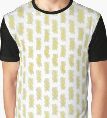 A lot of cooked spiral pasta pattern Graphic T-Shirt