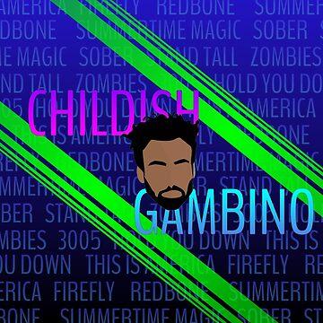 Childish Gambino by Hendo98