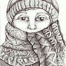 Winter Smiles by lynzart