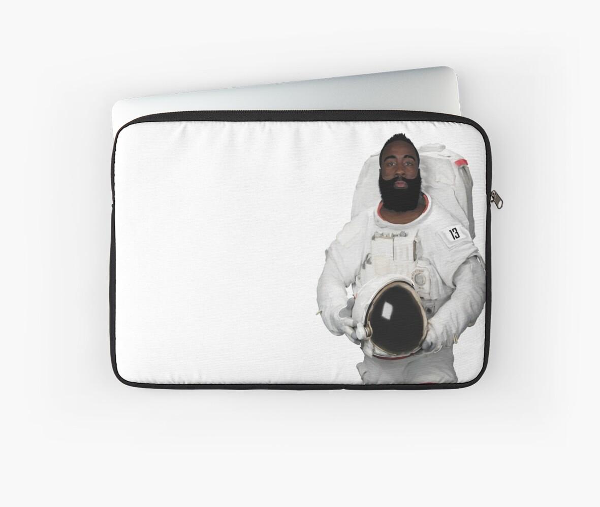 James Harden Astronaut (Houston Rockets) by Joel Thayer