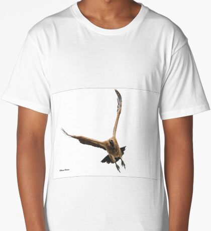 Cape (Griffon) Vulture - Gyps coprotheres Long T-Shirt