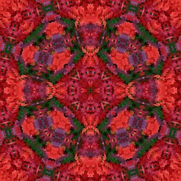 Ornament, ethnic, geometric 12 by fuzzyfox