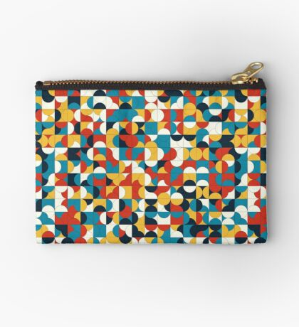 pattern 003 6 Zipper Pouch
