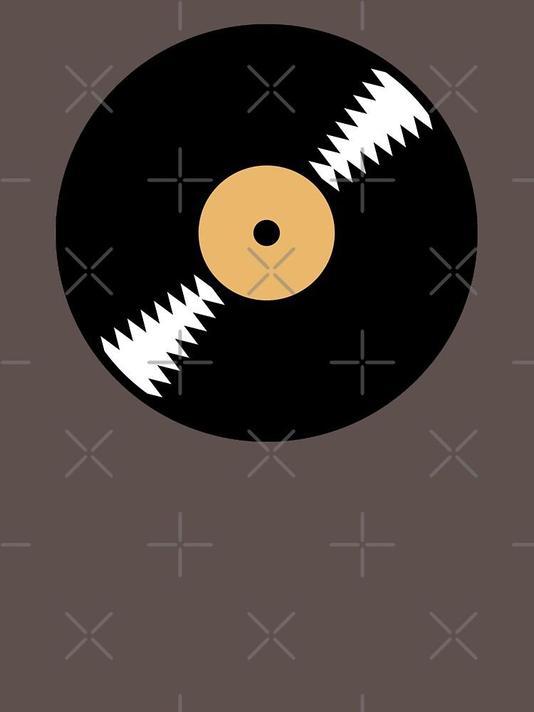 Vinyl by expandable