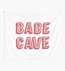 Babe Höhle Wandbehang