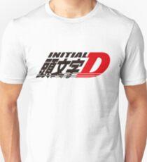 Initial D logo Slim Fit T-Shirt