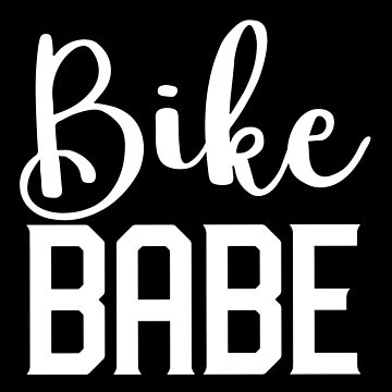 Bike Babe by jazzydevil