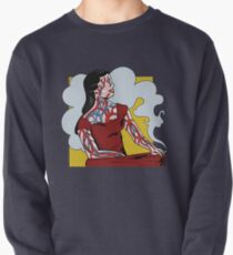 Circulatory Girl Pullover