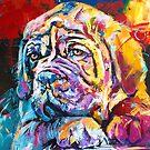 «Sharpei Dog» de Jos Coufreur