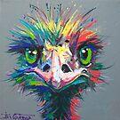 «Emu 28» de Jos Coufreur
